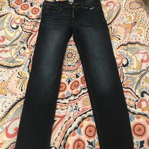 Sneak Peek brand, boyfriend style jeans. Size 7